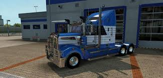 kenworth truck bumpers blanch skin for the kenworth t908 skin american truck simulator