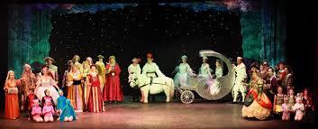Cinderella S Coach Broxbourne Theatre Company Pantomimes Cinderella 2009 10