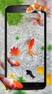 koi live wallpaper version apk free koi cool fish live wallpaper android apps on play