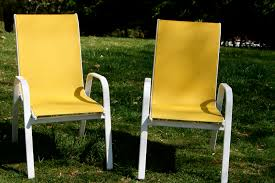 Yellow Patio Chairs Yellow Outdoor Chairs Home Design Ideas And Pictures