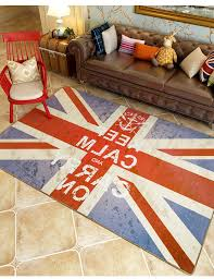 Cheap Area Rugs Uk Aliexpress Com Buy Keep Calm And Carry On Floor Carpet Uk Flag