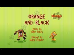 orange and black garfield wiki fandom powered by wikia