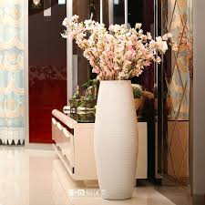 Glass Floor L Large Glass Floor Standing Vases Sustainablepals Org