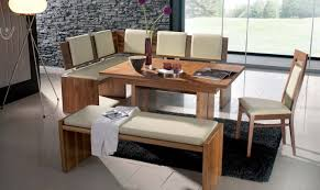 Nook Room by Dining Room Set With Bench Best Seller Mark Carter 9piece Dining