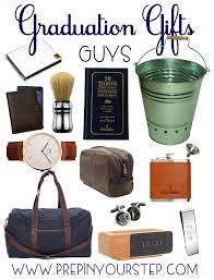 college graduation gifts for him graduation gift ideas guys prep in your step graduation