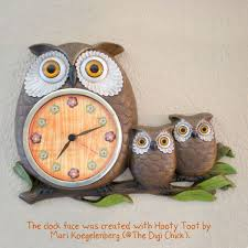 best 25 owl clock ideas on pinterest cute clock owl bedroom