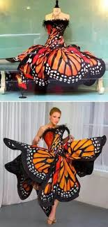 in catching the character effie wears a fabulous butterfly
