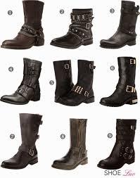 womens boots trends shoe trend alert s mid calf moto boots