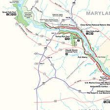 map usa parkway maps george washington memorial parkway u s national park service