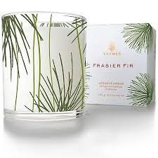 thymes frasier fir thymes frasier fir candle pine needle design home