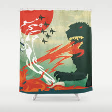 Empa Curtains by Illustration Pop Art And Sci Fi Shower Curtains Society6
