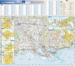 Louisiana Highway Map by Louisiana State Wall Map By Globe Turner