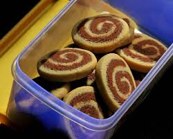 choco swirl cookies recipe eggless choco pinwheel cookies by