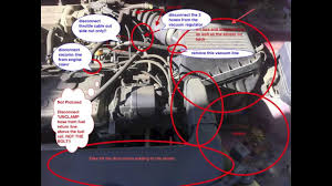 Toyota Pickup 1994 Ac Wiring Diagram Egr Valve For Toyota Paseo 1992 1993 1994 Smog Check Youtube