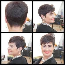 theo knoop new hair today women s haircut tutorial pixie haircut thesalonguy hair