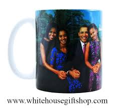 Obama First Family by President Barack Obama And The First Family Photo Mug With The