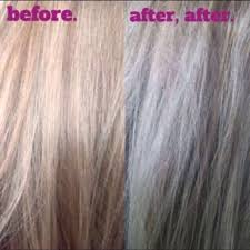 clairol shimmer lights before and after ready stock clairol shimmer lights purple shoo conditioner
