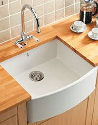 Caple PEMBERLEY Bow Fronted Belfast Sink SinksTapscom - Belfast kitchen sink
