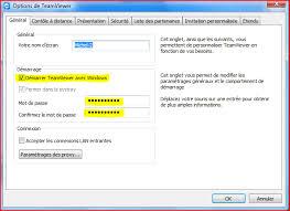 connexion bureau distance sans mot de passe demander de l aide avec teamviewer