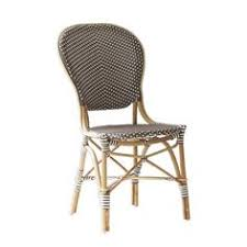 Single Bistro Chair Tiab Navy Finish Cafe Bistro Chair Size 35h X 17 X 21 Blue