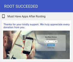 kingo root android to root android 7 0 7 1 nougat with kingoroot apk