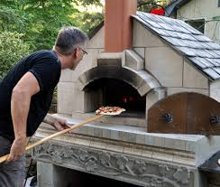 Backyard Pizza Oven Kit by Steve U0027s Pizza Oven The Fun Of Building A Wood Fired Pizza Oven