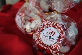 anniversary favors wedding anniversaries sweetness and delight