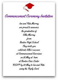 formal high school graduation announcements invitation etiquette