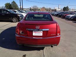 2008 cadillac cts v for sale 2008 cadillac cts awd 3 6l di 4dr sedan in south sioux city ne
