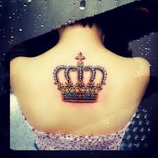 tiaras and crowns of royalty tattoos images 3d