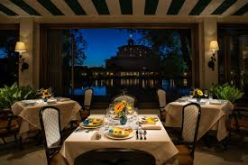 ristorante del lago broadmoor restaurants