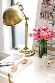 Diy Desk Decor Office Design 15 Reasons Gold Will Never Go Out Of Style Office