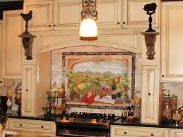 Ceramic Tile Murals For Kitchen Backsplash Backsplashes Decorative Kitchen Backsplash Ideas With Ceramic