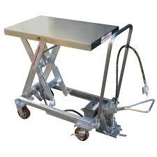 Olympia 300 Lb Capacity Folding Platform Cart by Milwaukee Folding Handle Platform Cart Dc33881 The Home Depot