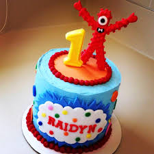 Yo Gabba Gabba Party Ideas by Ideas For Yo Gabba Gabba Birthday Cake U2014 Wow Pictures Yo Gabba