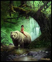 jungle book 2016 favourites olmojv deviantart
