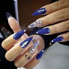 rhinestone nail picture more detailed picture about 1440pcs gold