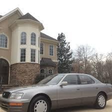 lexus ls400 usa 1997 lexus ls base sedan 4 door 1997 lexus ls400 base sedan 4 door