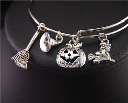 halloween charm bracelets popular wire wrapped bracelet buy cheap wire wrapped bracelet lots
