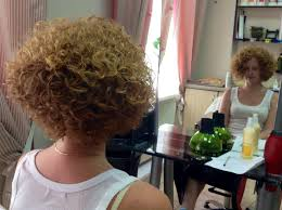 stacked haircuts for curly hair very full permed bob curly pinterest bobs perms and curly bob