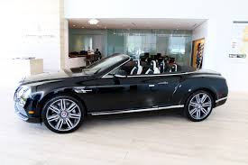 bentley 2017 convertible 2017 bentley continental gtc v8 stock 7n064043 for sale near