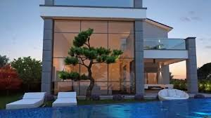 Modern Villas by Modern Beach Villa In Limassol Cyprus Youtube