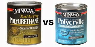 Painting Over Polyurethane Cabinets by Two It Yourself Furniture Painting Tips Polycrylic Vs Polyurethane