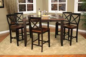 High Top Kitchen Table And Chairs Ikea Pub Table Dining Room Popular Dining Table Sets Small Dining