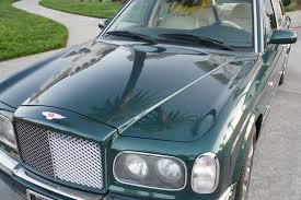 bentley 2000 used 2000 bentley arnage for sale in san jose california findit