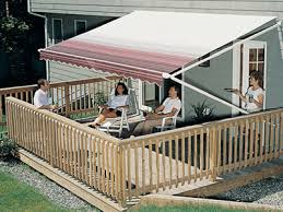 How Much Is A Sunsetter Retractable Awning Sunsetter Awnings Sunquest Inc Of Maryland