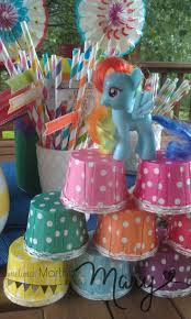 My Little Pony Party Centerpieces by 187 Best My Little Pony Party And Decorating Ideas Images On