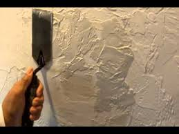 Stucco Ceiling Repair by Repair A Textured Wall Or Ceiling With Amazing Results Youtube