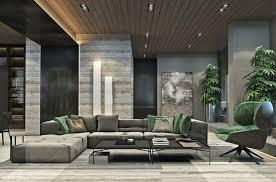m bel f r wohnzimmer graue möbel für eine elegante monochrome einrichtung im modernen stil