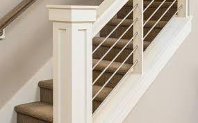 Indoor Banisters Outdoor Stair Railing Ideas A More Decor